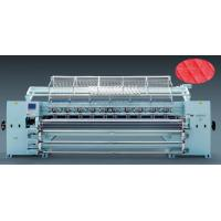 Quality High Rigidity Computerized Chain Stitch Quilting Machine For Patchwork Quilts wholesale