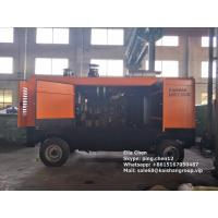 Quality Diesel Type 35 Bar 33m3 High Pressure Screw Air Compressor For Water Well Drilling Rig wholesale
