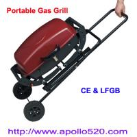 China Portable Foldable Gas Grill BBQ on sale