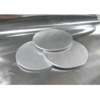 Quality Deep Drawing Blank Aluminum Plates , Aluminum Round Disc With High Durability wholesale