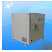 Quality 21KW 380V Split System Heat Pump Stainless Steel Shell Hot Water Cooling And Heating wholesale