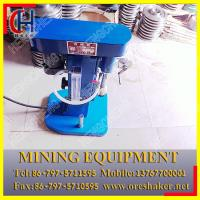 Buy cheap lab flotation machine from wholesalers