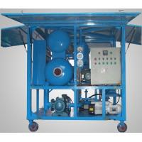 Quality ZYD-100 (6000L/H)  Double-stage transformer oil purifier wholesale