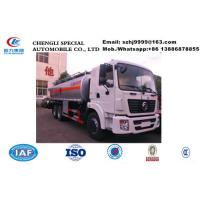 Quality Factory customized dongfeng 20,000Liters oil tank truck for sale, HOT SALE! lower price dongfeng 20m3 diesel tank truck wholesale