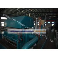 Quality High Efficiency Egg Box Making Machine , Egg Tray Production Line 100 - 400 KW wholesale