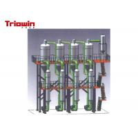 Quality Fruit Juice Beverage Processing Equipment Forced External Circulation Concentrator wholesale