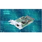 China NIB Cisco T1 Interface Card , E1 Interface Card 2 Port Networking Module for sale