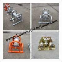 Quality Sales Aluminium Roller,Cable Roller,manufacture Corner Roller wholesale
