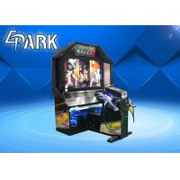 Quality Big Screen Luxury Coin Operated Arcade Machines / Classic Shooting Game Machine wholesale