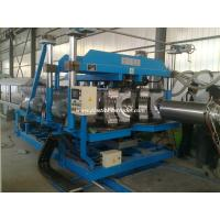 Quality Double Wall Corrugated PVC Pipe Extruder For Water Drainage System wholesale