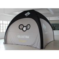 Quality Inflatable Canopy Tent TPU Outdoor Dome Inflatable Tent Inflatable Exhibition Tent wholesale
