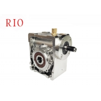 China 0.55KW NMRV040 Parallel  Shaft Mounted Gear Reducer Multi Directional Installation on sale
