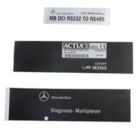 Quality OEM Mercedes Benz Star Diagnostic Tool Benz Star With Multiplexer + Cables wholesale