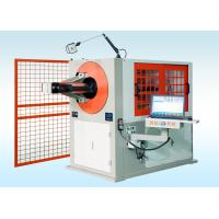 Quality 24.3KW 3d CNC Wire Bending Machine With Computer Control System 3600mm * 9800mm * 1600mm wholesale