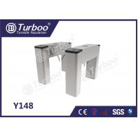 Quality Automatic Mechanic Ozak Tripod Turnstile Gate With Voice And Strobe Light Alerts wholesale
