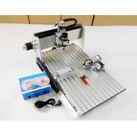 Quality 6040 CNC Router Benchtop CNC Milling Machine With Air Cooling / CNC Wood Cutting Machine wholesale