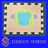 Quality 30x30x1.0cm Anti Slip EVA Foam Sheet Kids Interlocking Floor Mat for sale
