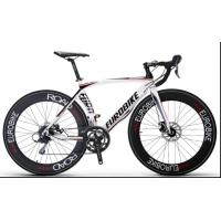 Quality EN standard carbon fiber muscle frame 27 inch 700c road bike/bicicle with Shimano Tiagra 16 speed wholesale