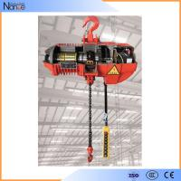 Quality Small Capacity Electric Chain Hoist With Pendent Control Keypad wholesale