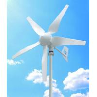 Quality 400W 12 / 24V Modern Wind Turbine System Over Speed Control System For Family wholesale