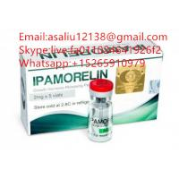 Quality IPAMORELIN Synthetic Muscle Growth Hormone Supplements For Bodybuilding , Mens Hgh Supplements wholesale