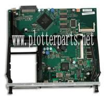 Quality Duplex Formatter Board - Network-256MB Q5982-69002 Q5982-67908 HP Color LaserJet 3000 printer parts wholesale