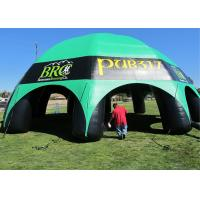 Quality Advertising Customized Inflatable Event Tent Blow Up Tents For Camping wholesale