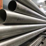 Magnesium Alloy Tube / Magnesium pipe AZ31 / AZ61 Mg extrusion with Good damping