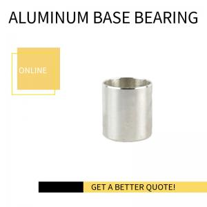 China Engine Connecting Rod Bush High Tin Aluminum on sale