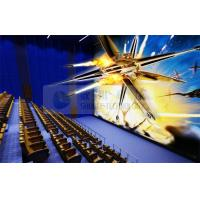Quality 3D Movie Theater with special effect system wholesale