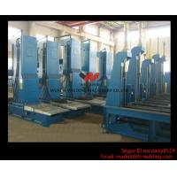 Quality Manual Box Beam / H Beam End Face Milling Machine Full Automatic For Steel Cross Beam wholesale