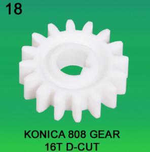 Quality GEAR TEETH-16 D-CUT FOR KONICA 808 MODEL minilab wholesale