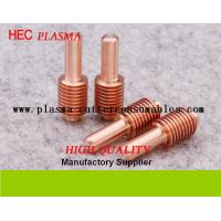 Quality Hypertehr Electrode 220777 Plasma Consumables For Hypertherm PowerMax105 plasma Machine wholesale