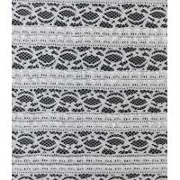 Quality Bridal Stretch Lace Fabric Knitted wholesale