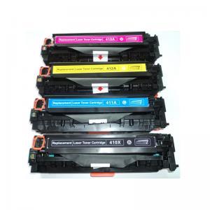 China Replacement for HP 305A CE410A CE411A CE412A CE413A Colour Toner Cartridges on sale