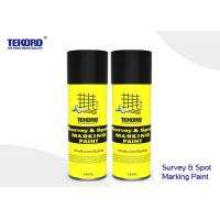 China Survey & Spot Marking Paint With Spray Cap For Spot Marking And Writing Applications on sale