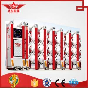 Quality Autogate industries aluminium gates and rails automatic motor gate -L1511 wholesale