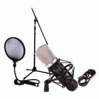 China USB Studio Condenser Microphone Set with Analog-to-digital Converter on sale