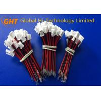 Quality PVC Tin Plating Wire Harness Cable 2 Pins Compliant ROHS For Camera , Printer wholesale