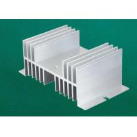 Quality High Corrosion Resistance Aluminum Alloy Extruded Fin Heat Sink wholesale