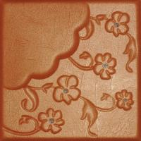 Cheap Real Leather 3D Living Room Wallpaper Royal Luxurious Wall Decal PU leather for sale