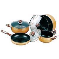 Quality Cookware Set, Saucepan,Enery Pan, Iron Pot, Stockpot, Aluminum Pot, Non-Stick Pot (HX-1005) wholesale