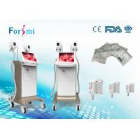 Quality cool tech fat freezing 15 inch touch screen coolshape Laser best Lipo cellulite removal fat freezing slimming machine wholesale