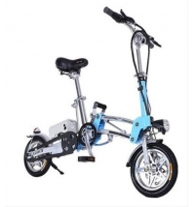 China Green Powerful 350W Foldable 72V Electric Bike on sale