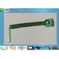 EMI Shield Printed Double Layer PET Flex  Circuit Combine with Rigid PCB Board 2.54mm Pitch