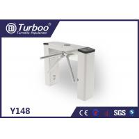Quality Slim Tripod Turnstile Security Access Gates Achieve Access Attendance , Fees Function wholesale