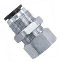 Quality Female Straight Shape Pneumatic Tube Fittings With Smart And Simple Design wholesale