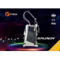 Quality Beauty Salon Cryolipolysis Fat Freezing Machine Treatment For Cellulite On Thighs wholesale