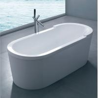 China classical resin Acrylic Stone Composite bathtub shower  freestanding baths tub jetted bathtubs on sale