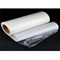 China Custom Size Hot Melt Adhesive Film , TPU Adhesive Film For No Sewing Underwear on sale